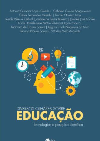 Livro Diversos Olhares Sobre Educação