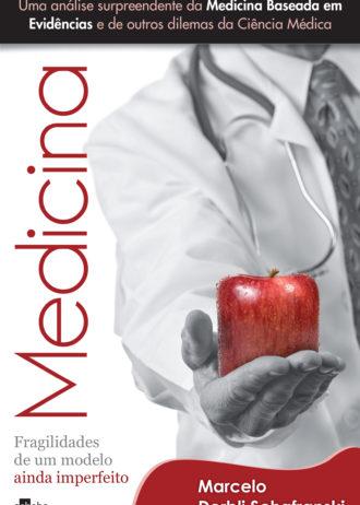 Livro Medicina – Fragilidades de um Modelo Ainda Imperfeito