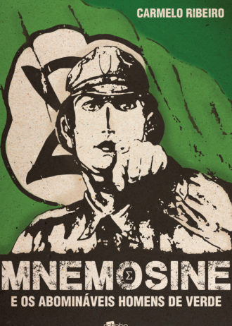 Livro Mnemosine e os Abomináveis Homens de Verde