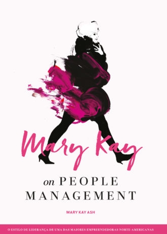 Capa do livro Mary Kay On People Management
