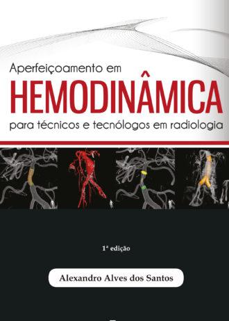 Capa do livro – Aperfeiçoamento em Hemodinâmica